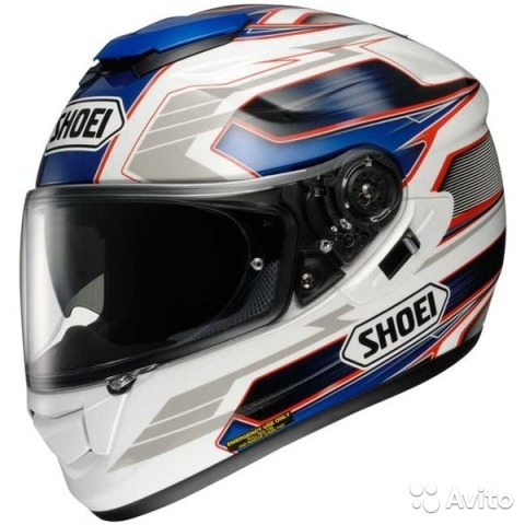 Шлем - Shoei GT-Air - Inertia TC-2 - Japan— фотография №1