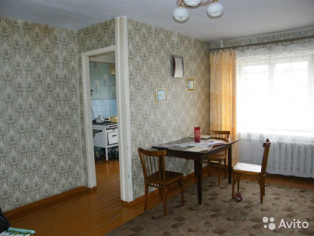 Продам 2-комнатную - ул. колина, д. 9, 44 кв.м. на 5 этаже 5.