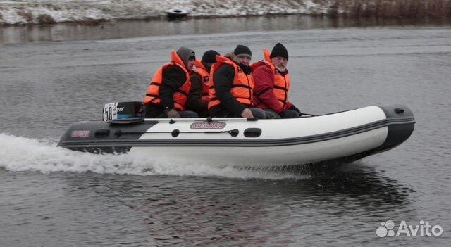 лодки посейдон касатка в москве