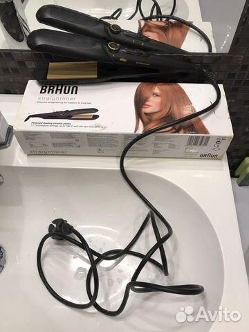 купить выпрямитель для волос на авито москва