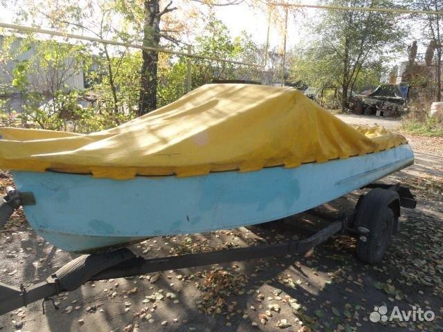 лодка казанка метла технические характеристики