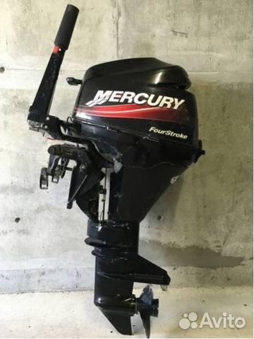 лодочный мотор 4-х тактный mercury f5m купить