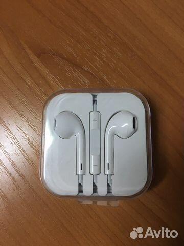 Наушники EarPods от iPhone SE  оригинал купить в Пермском крае на ... f8848b2ff8dbe