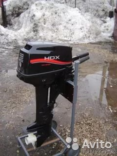 лодочные моторы hdx бензин