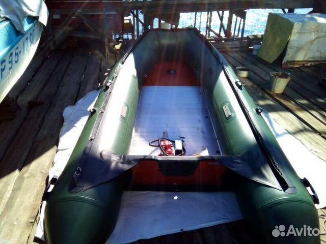 лодка сузумар-390