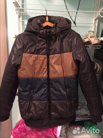 bc940882b Подростковая демисезонная куртка | Festima.Ru - Мониторинг объявлений