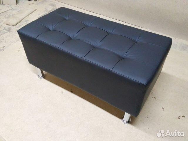 пуфик банкетка пуф диван офис купить в челябинской области на Avito