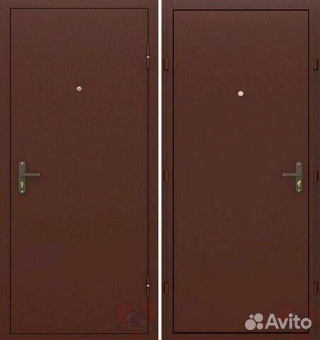 стальные двери под заказ протвино