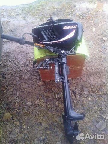 лодочный мотор ханкай в спб