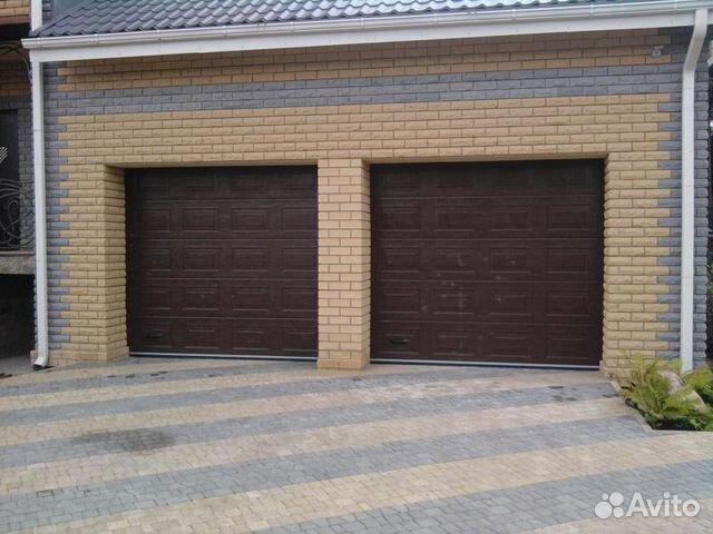 гаражные ворота doorhan в туле