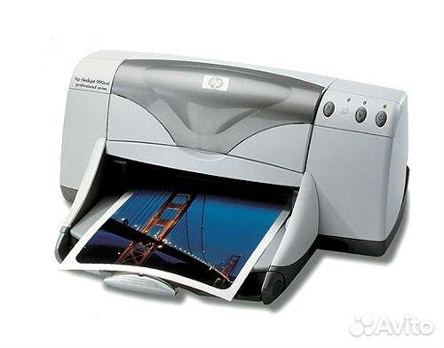 HP Deskjet 990cxi Driver Download
