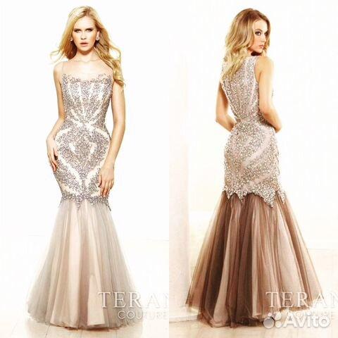 c1ba6528c2f Платье в пол Terani couture Jovani Sherri hill