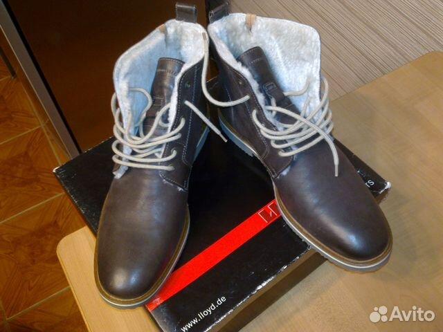 d87dede01 Мужские ботинки lloyd | Festima.Ru - Мониторинг объявлений