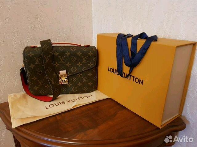 81abff0809a5 Сумка Louis Vuitton Pochette Metis оригинал   Festima.Ru ...