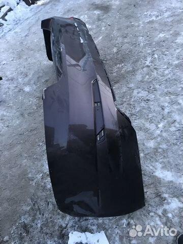 Бампер задний Skoda Octavia 89012105857 купить 2