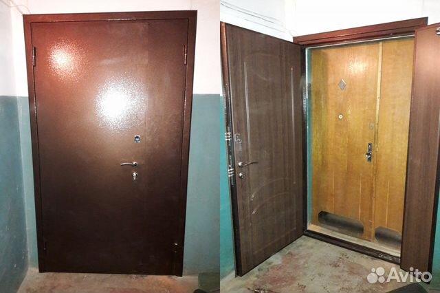 Колясочная двери