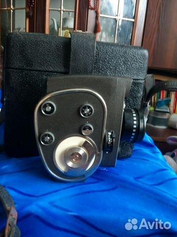 Кинокамера кварц 2М 89024147660 купить 2
