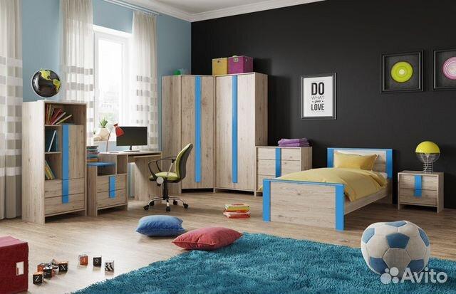 Детский мебельный гарнитур Скаут купить 1