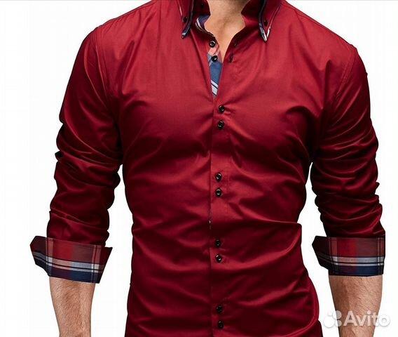 fdab0f97fa3 Рубашки молодёжные модные купить в Москве на Avito — Объявления на ...