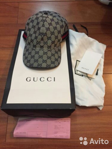 Бейсболка Gucci   Festima.Ru - Мониторинг объявлений 9398c6c9d8d