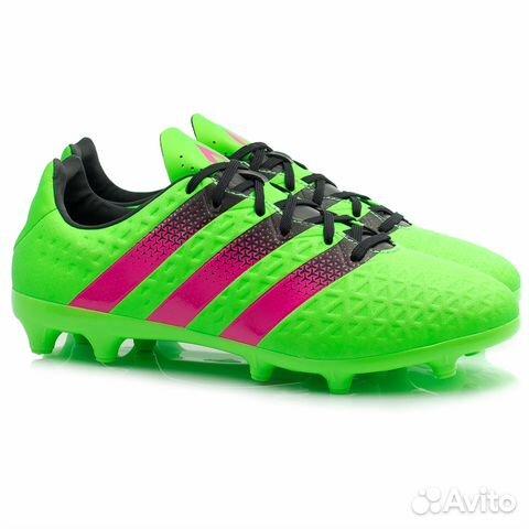 Бутсы Adidas Ace 16.3 FG AG (AF5145) купить в Краснодарском крае на ... ae4bb8cda7f