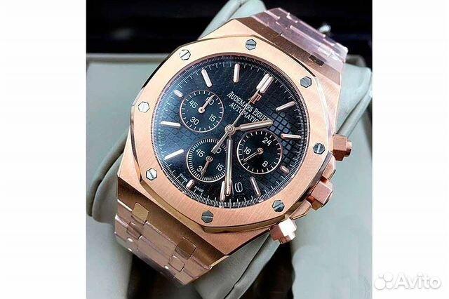 4de008117a59 Мужские Часы Audemars Piguet (6142) купить в Москве на Avito ...