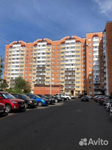 Продается двухкомнатная квартира за 5 700 000 рублей. Московская область, Домодедово, ул. Текстильщиков, дом 31.