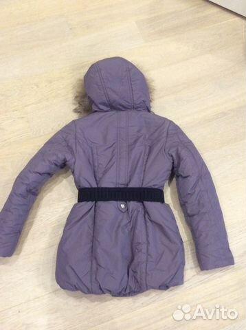Куртка для девочки  89158369900 купить 2