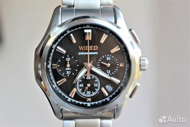 Часы wired купить часы командирские к 43 купить в