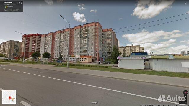 4-к квартира, 72 м², 7/10 эт.