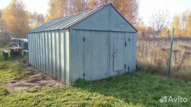 Авито продам гараж металлический гараж купить поселок львовский