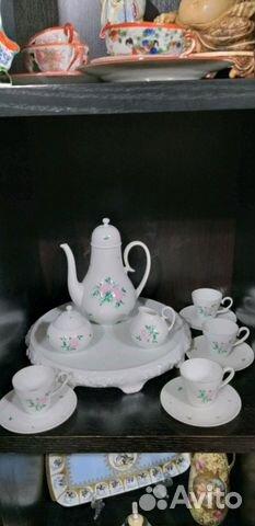 Сервиз кофейный, Rosenthal 89062117722 купить 1