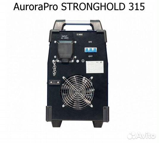 Сварочный инвертор AuroraPro stronghold 315 купить 6
