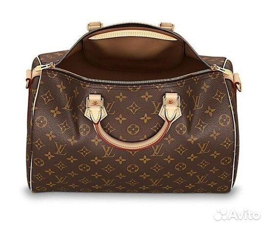 9fdc6d746829 Новая сумка Louis Vuitton Speedy 30 monogram купить в Москве на ...