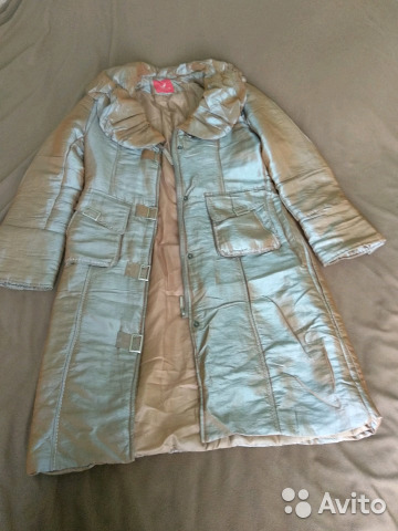 Зимнее пальто р.44 89875559553 купить 4