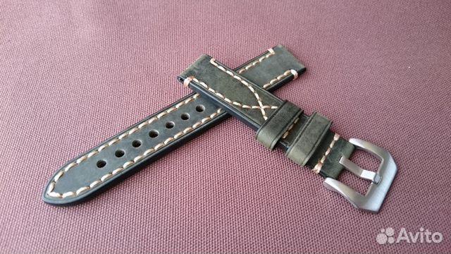 Ремешки для часов из натуральной кожи 89525003388 купить 2