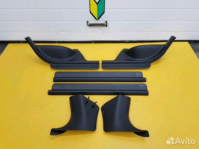 89625003353 Порожки комплект Subaru Forester, SF5, EJ20