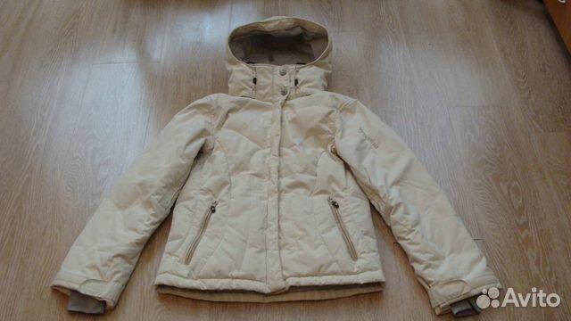 cc8ea3225187 Куртка-пуховик размер 42-44 (S)