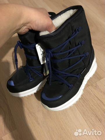 941a4317 Adidas зимние с мехом кроссовки синие | Festima.Ru - Мониторинг ...