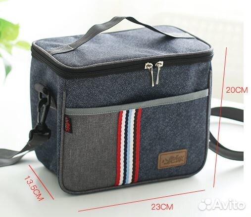 4d4ae076e277 Стильная сумка-термос для обедов новая | Festima.Ru - Мониторинг ...