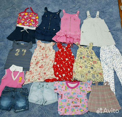 a9a784b15bed645 Летние вещи для девочки купить в Республике Адыгея на Avito ...