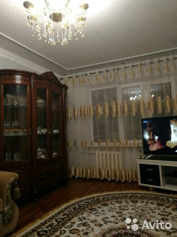 Продается двухкомнатная квартира за 2 700 000 рублей. Чеченская Республика, Грозный, улица А. Чеченского, 34А.
