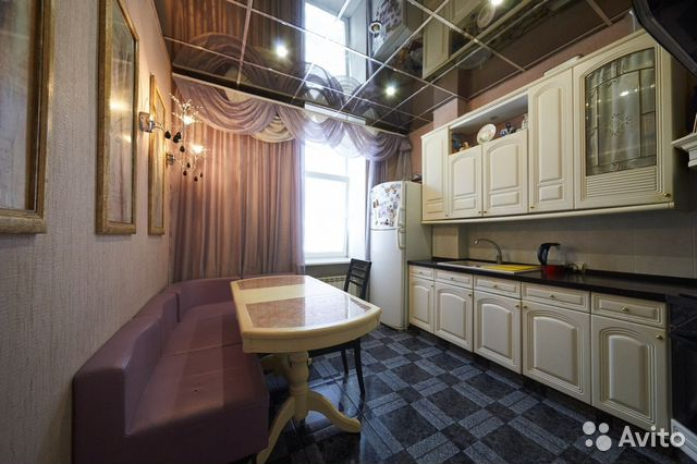 Продается трехкомнатная квартира за 23 000 000 рублей. Россия, Москва, пр-т. Мира, 45.