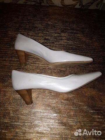 Туфли Giorgio Venelli кожа, Италия, 38 р 89805372033 купить 5