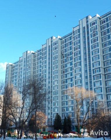 Продается трехкомнатная квартира за 10 400 000 рублей. Москва, Клязьминская улица, 5к1.