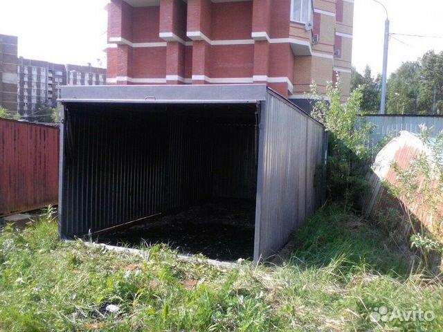 Сергиев посад гаражи купить купить гараж в рязани недорого