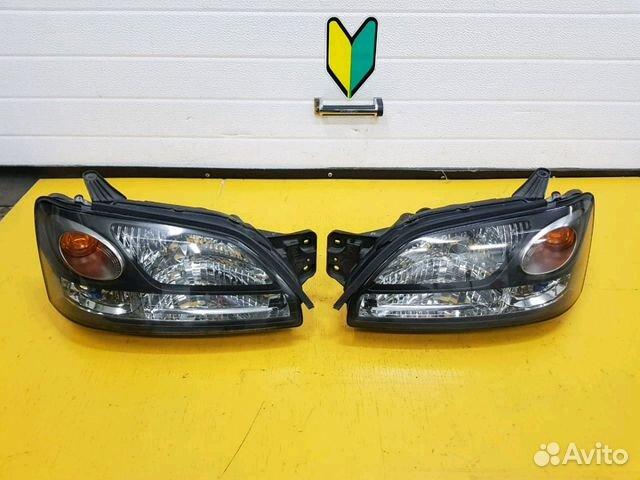 89625003353 Фары передние комплект Subaru Legacy, BE5, EJ20