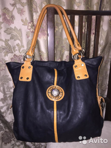 13054b753cac Стильная женская сумка Shengkasilu (SKL купить в Москве на Avito ...