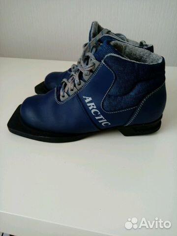 Лыжные ботинки 89272130244 купить 3