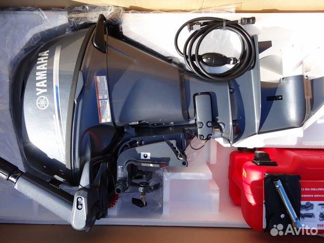 Лодочный мотор Ямаха 20 Bmhs (Yamaha F20 BMHs) купить в